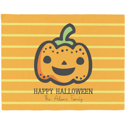 Halloween Pumpkin Placemat (Fabric) (Personalized)