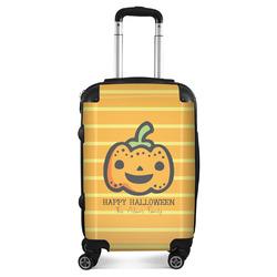 Halloween Pumpkin Suitcase (Personalized)