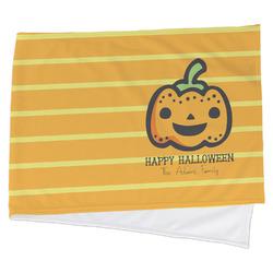 Halloween Pumpkin Cooling Towel (Personalized)