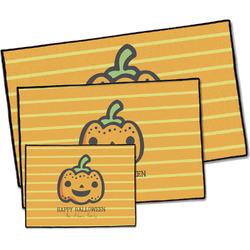 Halloween Pumpkin Door Mat (Personalized)