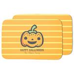 Halloween Pumpkin Dish Drying Mat (Personalized)