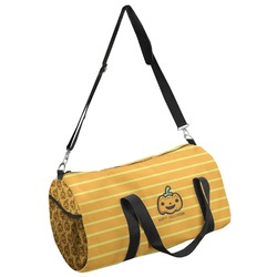 Halloween Pumpkin Duffel Bag - Multiple Sizes (Personalized)