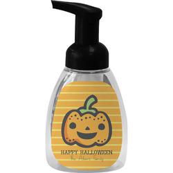 Halloween Pumpkin Foam Soap Bottle (Personalized)