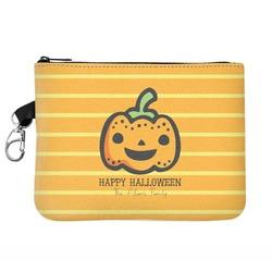 Halloween Pumpkin Golf Accessories Bag (Personalized)