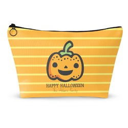 Halloween Pumpkin Makeup Bags (Personalized)
