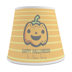 Halloween Pumpkin Empire Lamp Shade (Personalized)