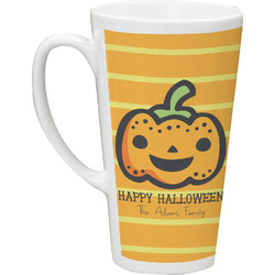 Halloween Pumpkin Latte Mug (Personalized)