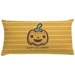 Halloween Pumpkin Pillow Case (Personalized)