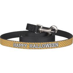 Halloween Pumpkin Pet / Dog Leash (Personalized)
