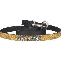 Halloween Pumpkin Dog Leash (Personalized)