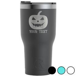 Halloween Pumpkin RTIC Tumbler - 30 oz (Personalized)