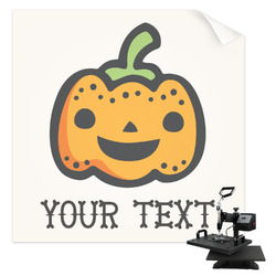 Halloween Pumpkin Sublimation Transfer (Personalized)