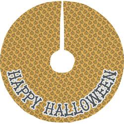 Halloween Pumpkin Tree Skirt (Personalized)
