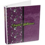 Witches On Halloween 3-Ring Binder (Personalized)