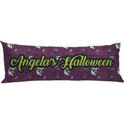 Witches On Halloween Body Pillow Case (Personalized)