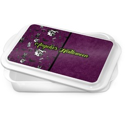 Witches On Halloween Cake Pan (Personalized)
