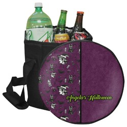 Witches On Halloween Collapsible Cooler & Seat (Personalized)