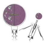 Witches On Halloween Corkscrew (Personalized)