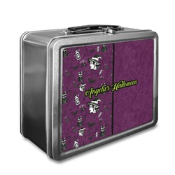 Witches On Halloween Lunch Box (Personalized)