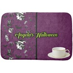 Witches On Halloween Dish Drying Mat (Personalized)