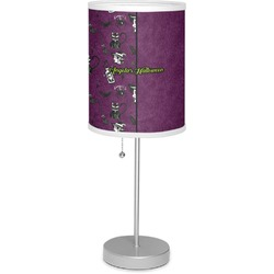 "Witches On Halloween 7"" Drum Lamp with Shade (Personalized)"