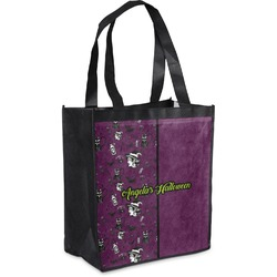 Witches On Halloween Grocery Bag (Personalized)