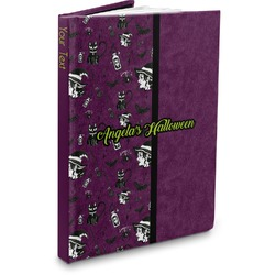 Witches On Halloween Hardbound Journal (Personalized)