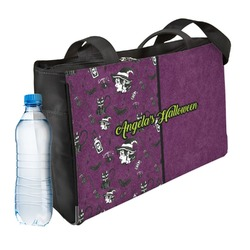 Witches On Halloween Ladies Workout Bag (Personalized)