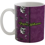 Witches On Halloween Coffee Mug (Personalized)