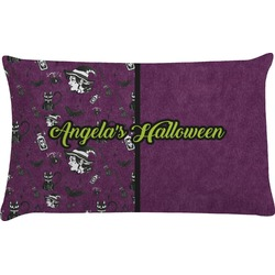 Witches On Halloween Pillow Case (Personalized)