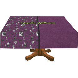 Witches On Halloween Tablecloth (Personalized)