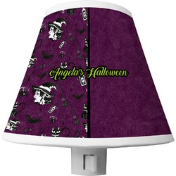 Witches On Halloween Shade Night Light (Personalized)