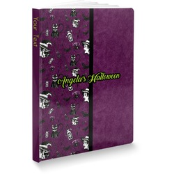 Witches On Halloween Softbound Notebook (Personalized)