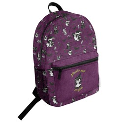 Witches On Halloween Student Backpack (Personalized)