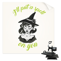Witches On Halloween Sublimation Transfer (Personalized)