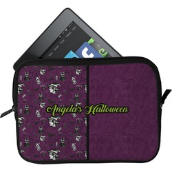 Witches On Halloween Tablet Case / Sleeve (Personalized)