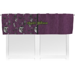 Witches On Halloween Valance (Personalized)
