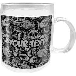 Skulls Acrylic Kids Mug (Personalized)