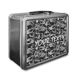 Skulls Lunch Box (Personalized)