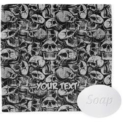 Skulls Washcloth (Personalized)