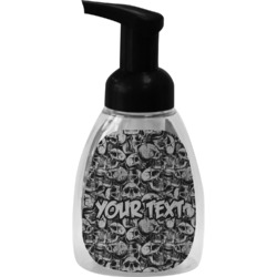 Skulls Foam Soap Dispenser (Personalized)
