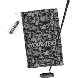 Skulls Golf Towel Gift Set (Personalized)