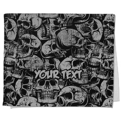 Skulls Kitchen Towel - Full Print (Personalized)