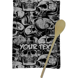 Skulls Kitchen Towel - Full Print (Personalized)