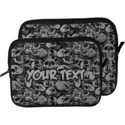 Skulls Laptop Sleeve / Case (Personalized)