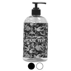 Skulls Plastic Soap / Lotion Dispenser (Personalized)