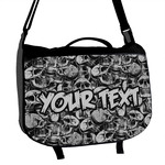 Skulls Messenger Bag (Personalized)
