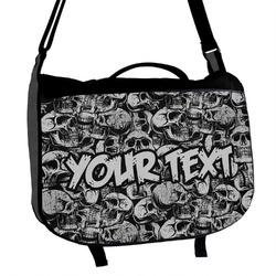 Skulls Messenger Bag (Personalized)