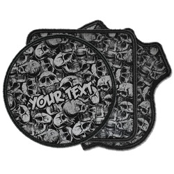 Skulls Iron on Patches (Personalized)