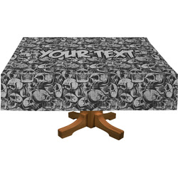 Skulls Tablecloth (Personalized)